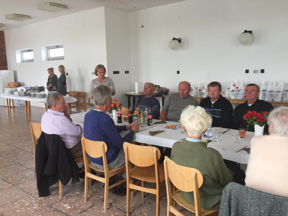 Nyugdíjas találkozó 2018.