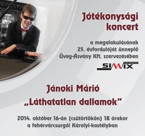 Jánoki Márió és az Üveg-Ásvány Kft. közös története